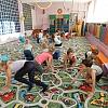 «Плоды осени» - спортивное развлечение для старших дошкольников. Детский сад №1