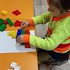 Ребенок и Lego. Детский сад №53