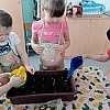 Юные -  садоводы. Детский сад № 51