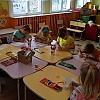 Занятие в старшей группе. Детский сад №2