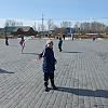 «Игры и забавы на свежем воздухе» Детский сад №1