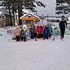 Спортивное развлечение  в средней группе на улице «Мы мороза не боимся». Детский сад №16