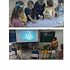 Педагогическая гостиная «Флэш-моб «Хочу все знать!» на тему «Волшебница Вода». Детский сад №4