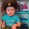 Месячник по патриотическому воспитанию дошкольников. Детский сад №44