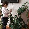 Дети подготовительной группы 1 выполняют домашние онлайн-задания. Детский сад №1