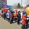 Детский победный парад «Я горжусь Победой» Детский сад №53