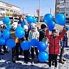 Отчёт о праздновании Дня Победы. Детский сад №1