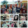 В младшей группе - день всех Влюбленных. Детский сад № 48