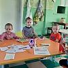 Маленькие художники. Детский сад №1