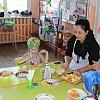 День открытых дверей в средней группе. Детский сад №1