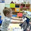 Колобок в гостях у малышей. Детский сад №53