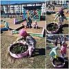 Трудовая деятельность детей средней группы № 1. Детский сад №1