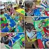 Фотоотчет рисунков и к 9 мая в средней группе №1. Детский сад №1