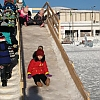 Зимняя прогулка 2021. Детский сад №1