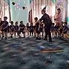 «Волшебное путешествие на Луну»,  в рамках педагогической гостиной «Хочу всё знать!». Детский сад №51