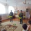 Встреча с военнослужащими. Детский сад №1