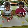 Коллективная работа в младшей группе на тему «Вот оно какое, наше лето!» Детский сад №1